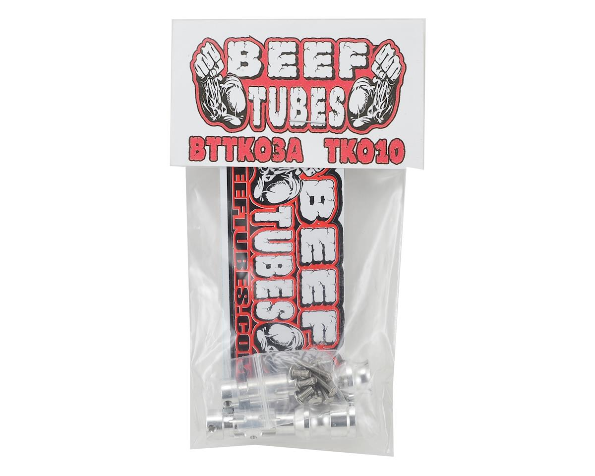 TKO-10 Standard Beef Tubes (Aluminum) by Beef Tubes