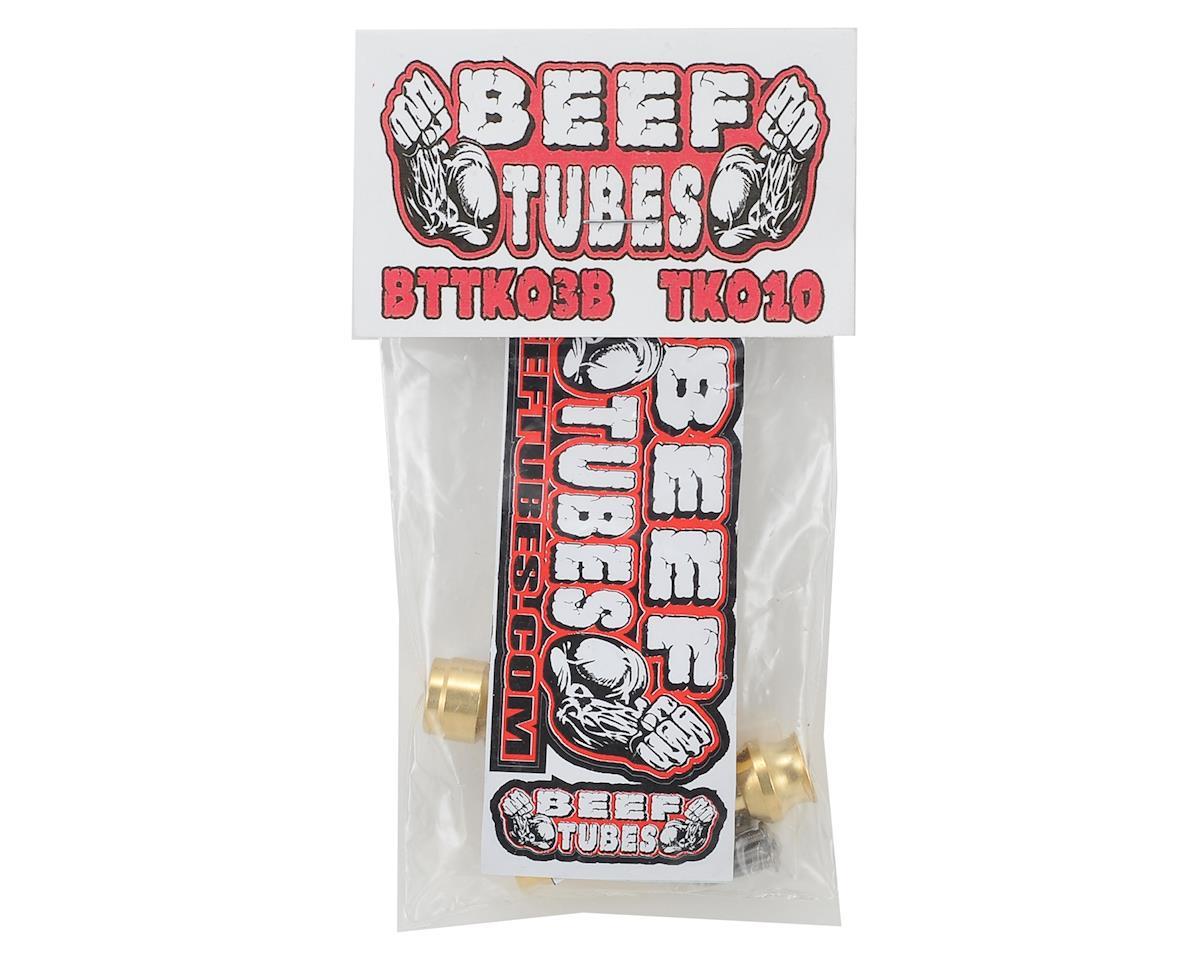 Beef Tubes TKO-10 Standard Beef Tubes (Brass)