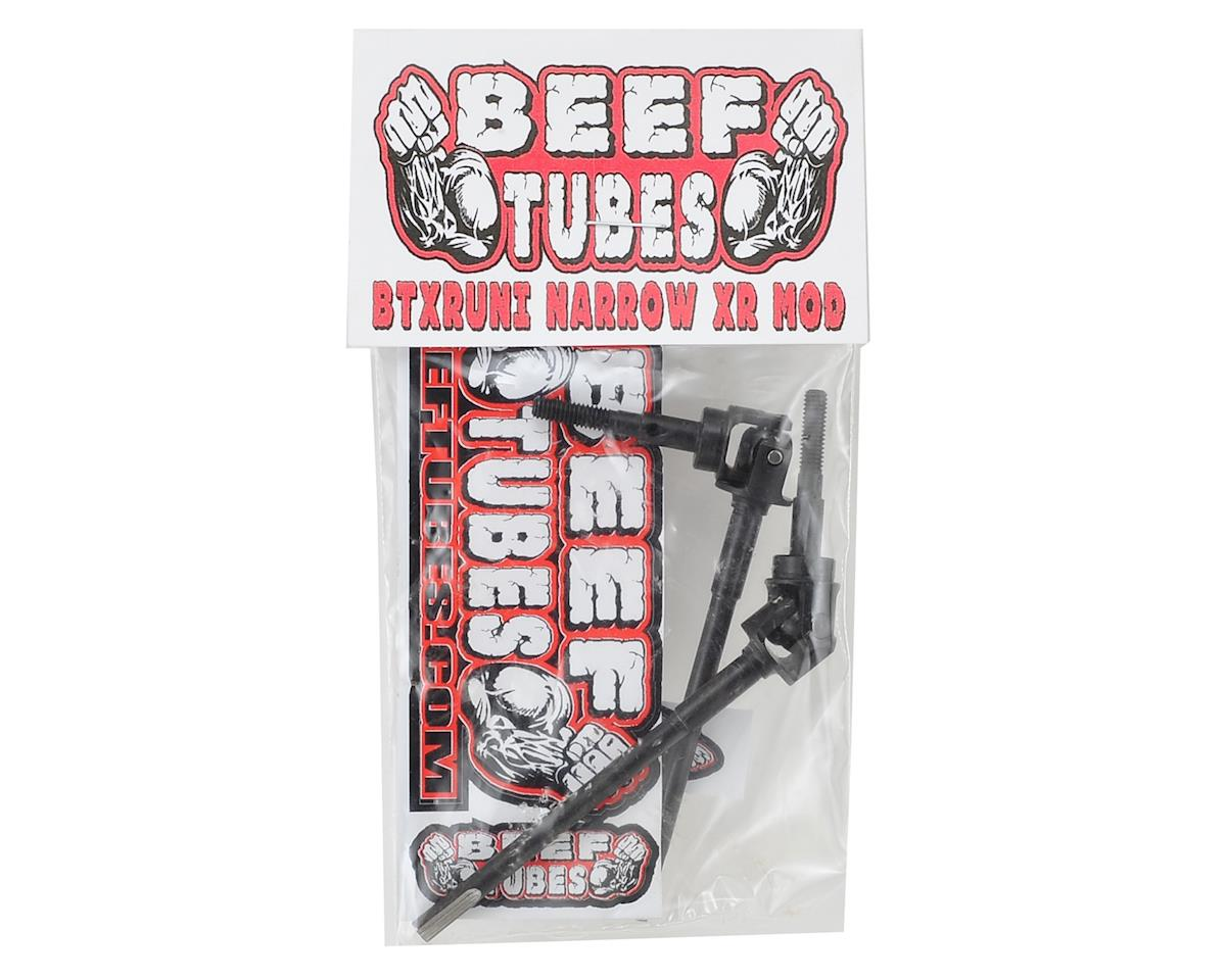 Beef Tubes SCX10 Narrow XR Mod Universal Set (Narrow XR Beef Tubes)