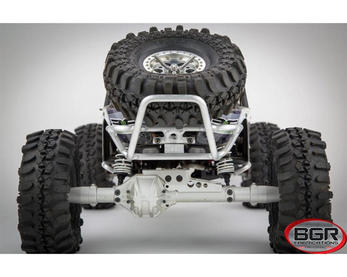 BGR Fabrications Wraith KOH Cage w/V2 Trailbar Rear Bumper