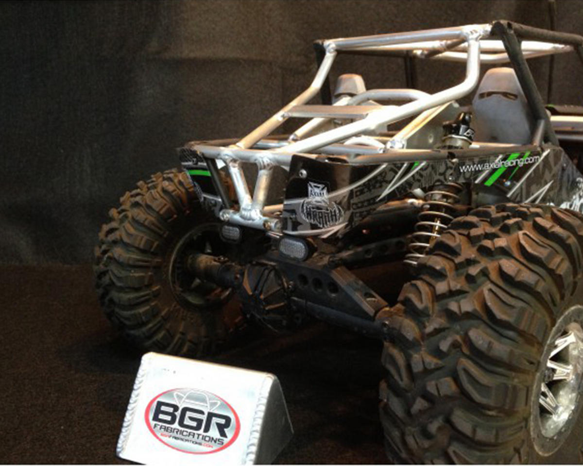 "BGR Fabrications Wraith KOH LCG ""Moody Special"" Cage"