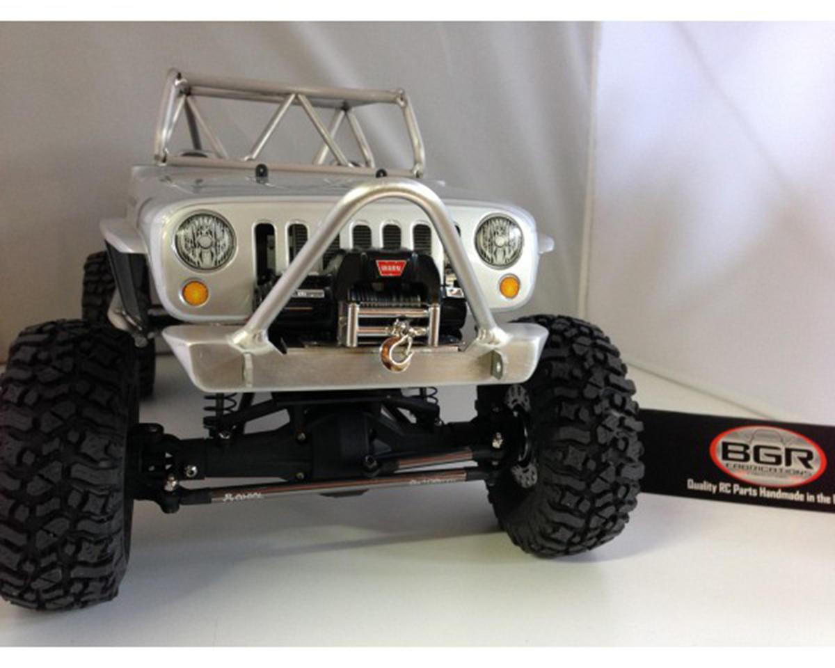 BGR Fabrications SCX10 G6 Front Stinger Bumper