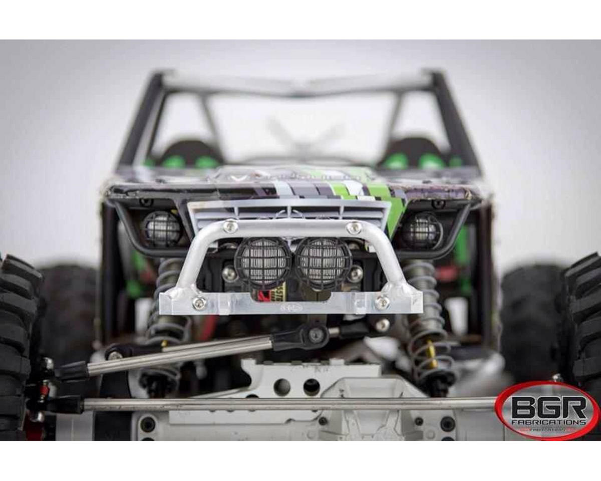 BGR Fabrications Wraith Stubby Front Bumper