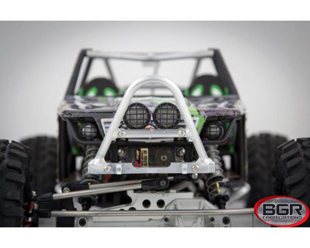 Wraith Stinger Front Bumper w/Winch Mount by BGR Fabrications