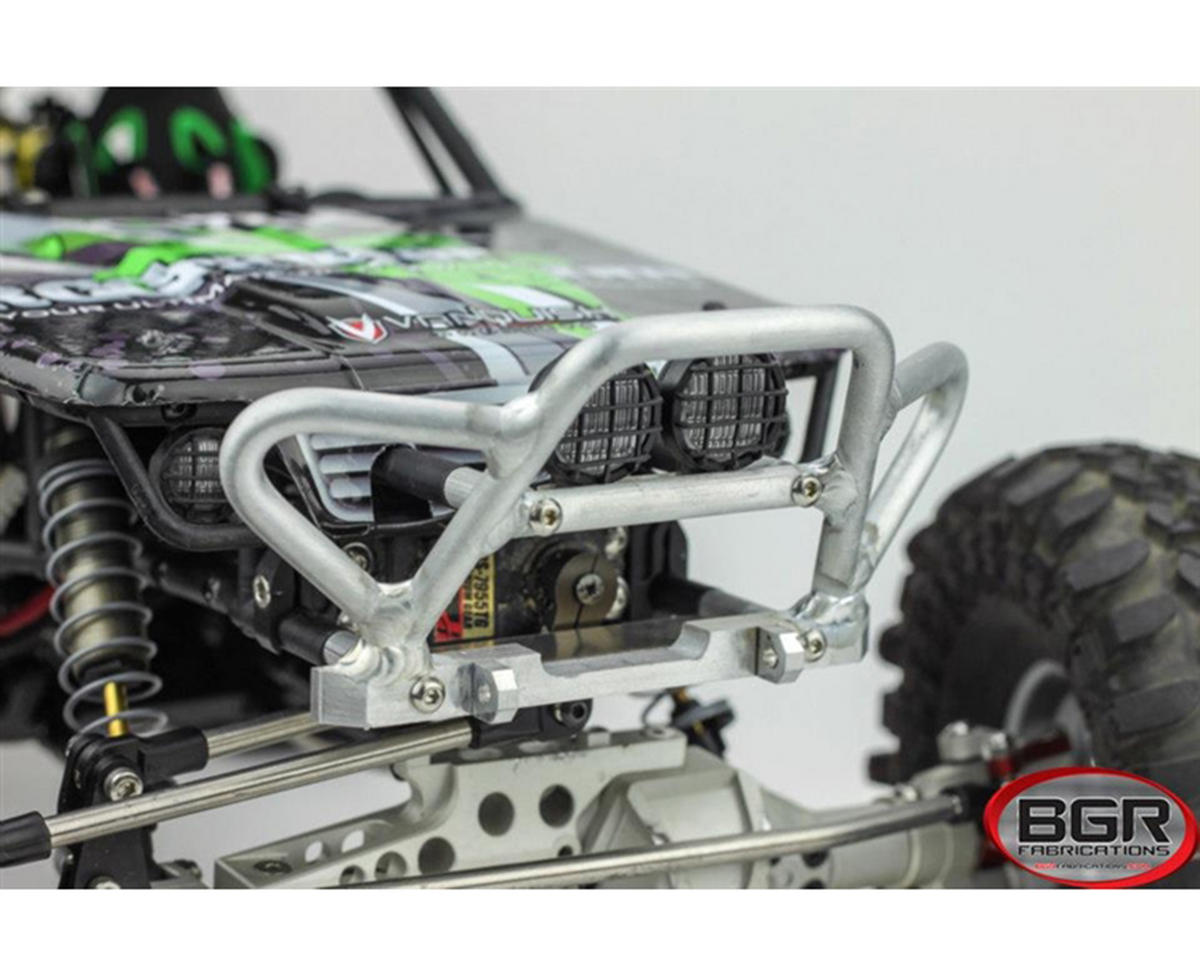BGR Fabrications Wraith Trailbar Front Bumper w/Winch Mount