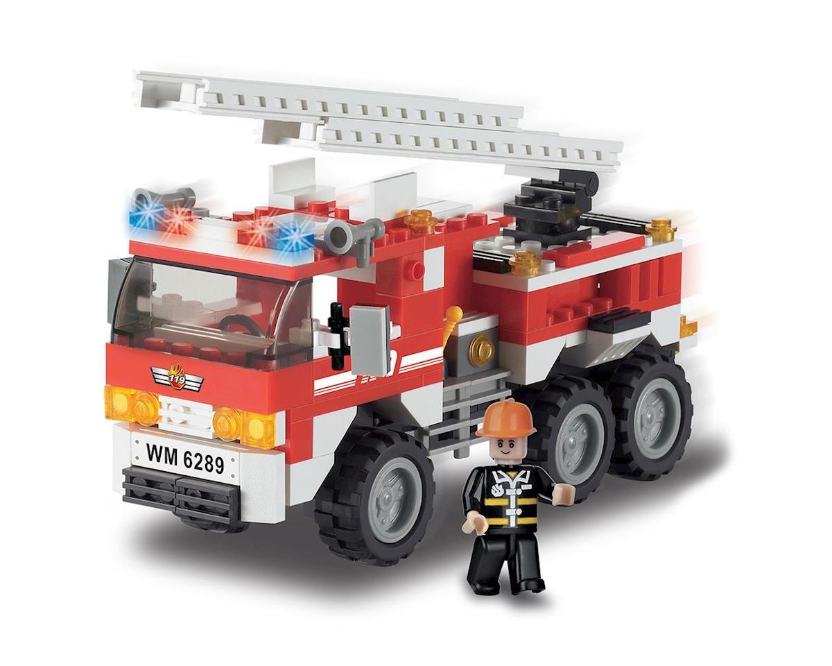 Brictek Building Blocks 11303 Fire Engine 171pcs