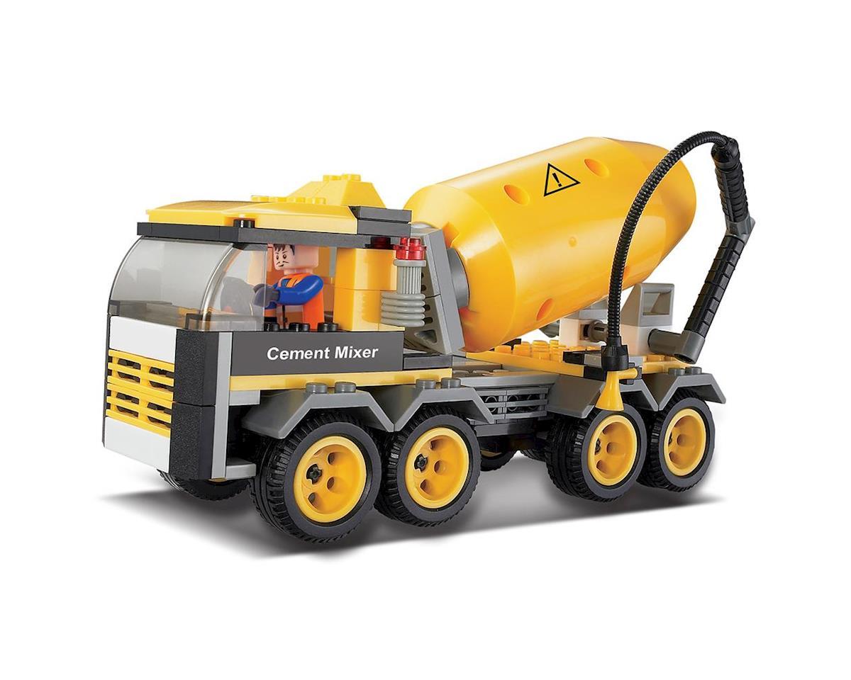 14003 Cement Mixer 189pcs by Brictek Building Blocks