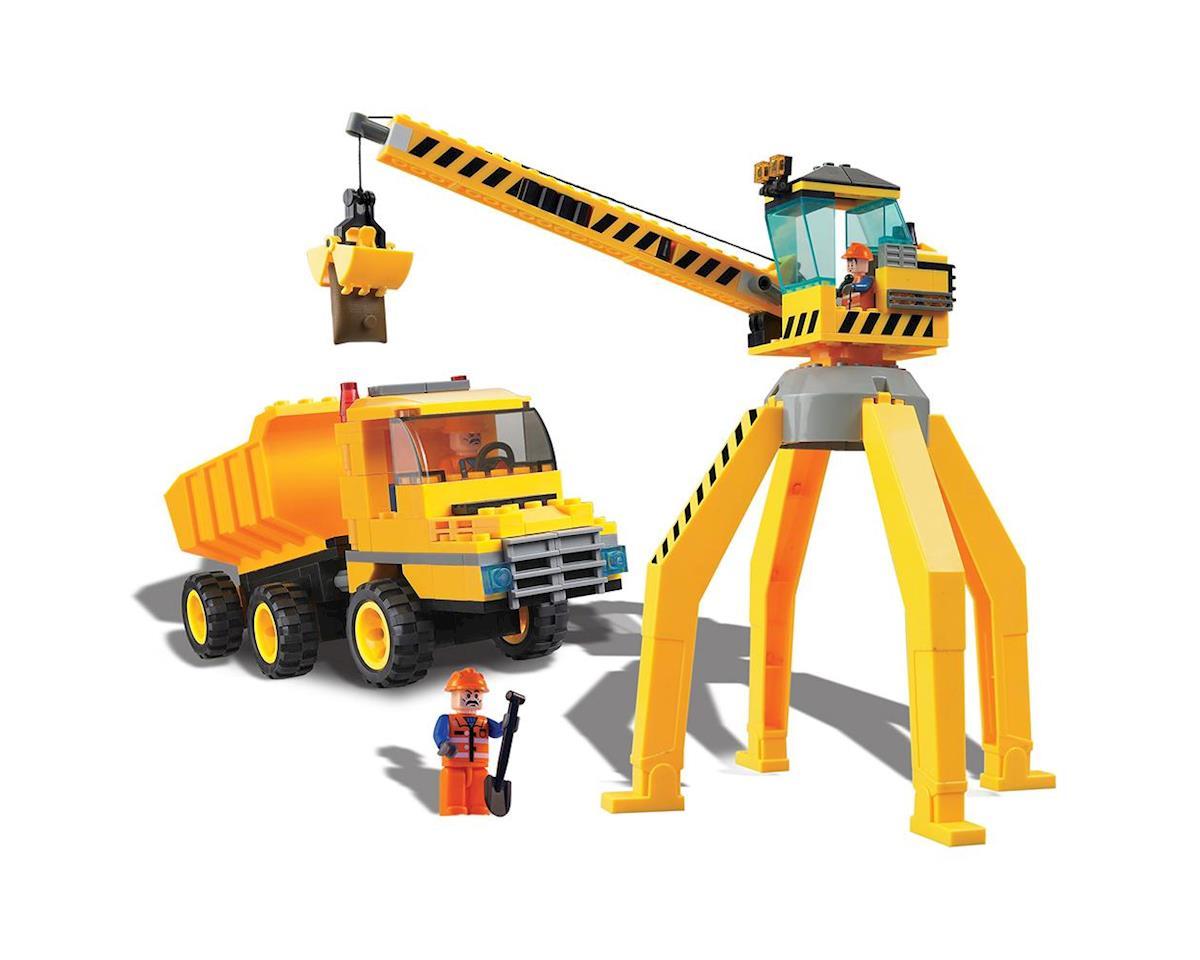 14004 Crane w/Truck 238pcs