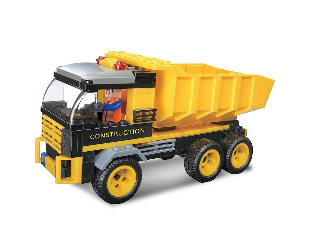 Brictek Building Blocks 14006 Dumper Truck 142pcs
