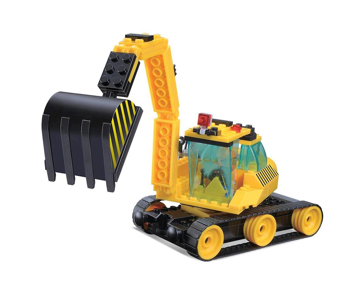 Brictek Building Blocks 14007 Excavator 151pcs