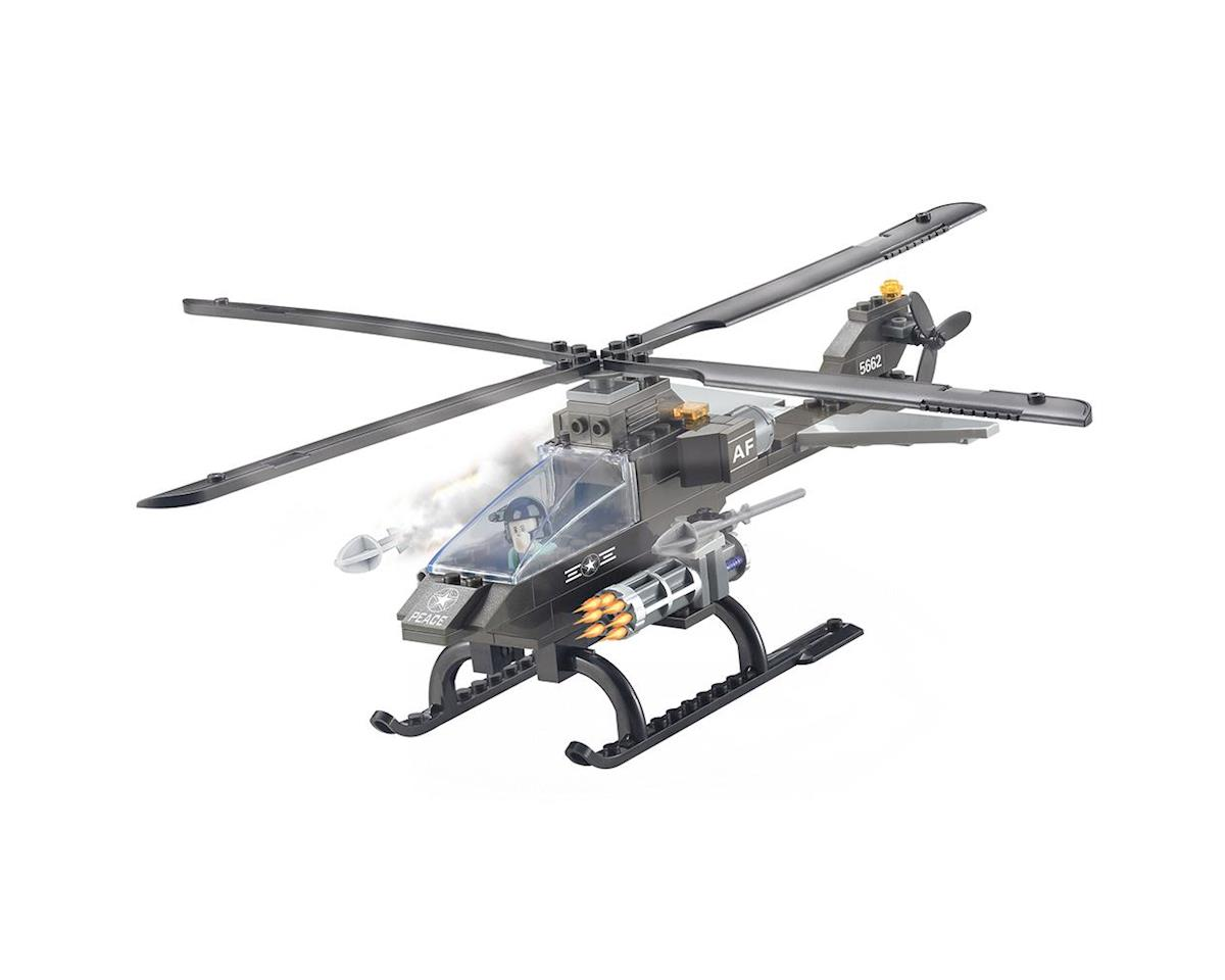 15706 Attack Helicopter 3 In 1 114pcs