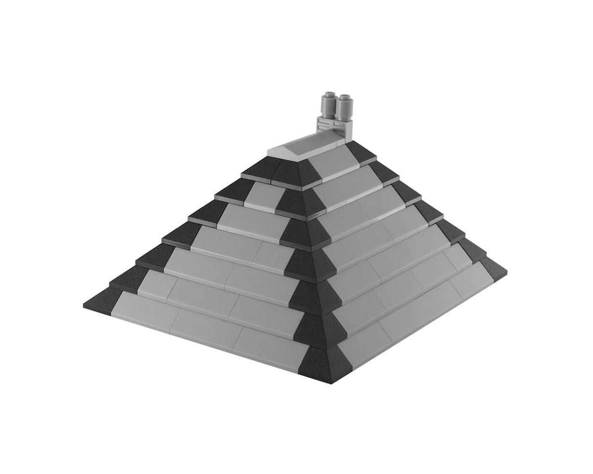 Brictek Building Blocks Roof Tiles Grey 138pcs