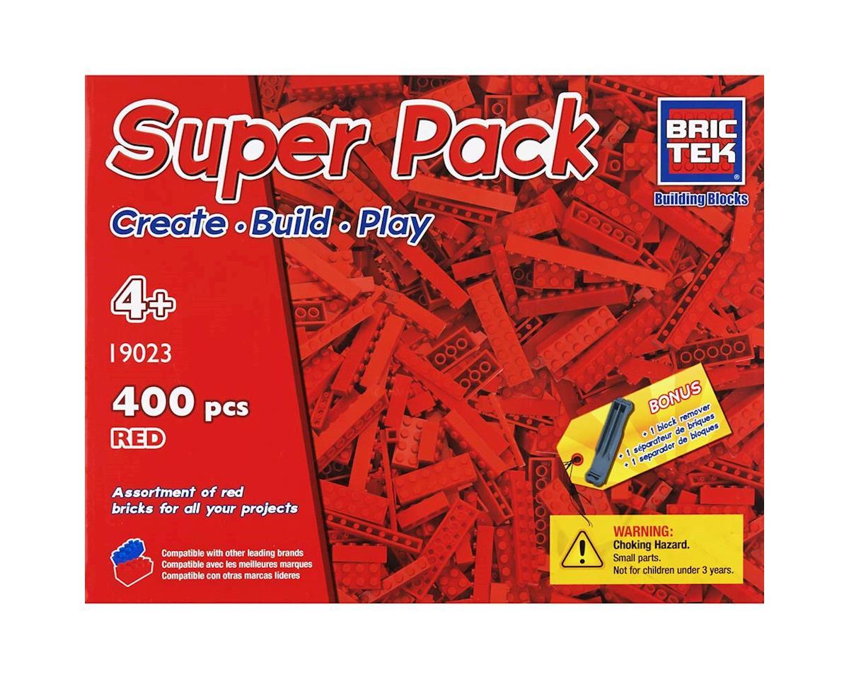 19023 Red Super Pack 400pcs