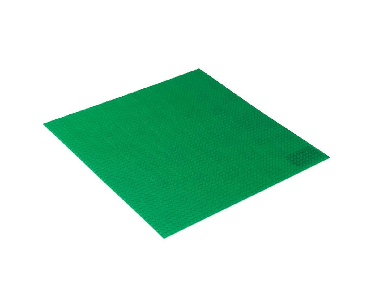 Brictek Building Blocks 19025 Large Green Baseplate