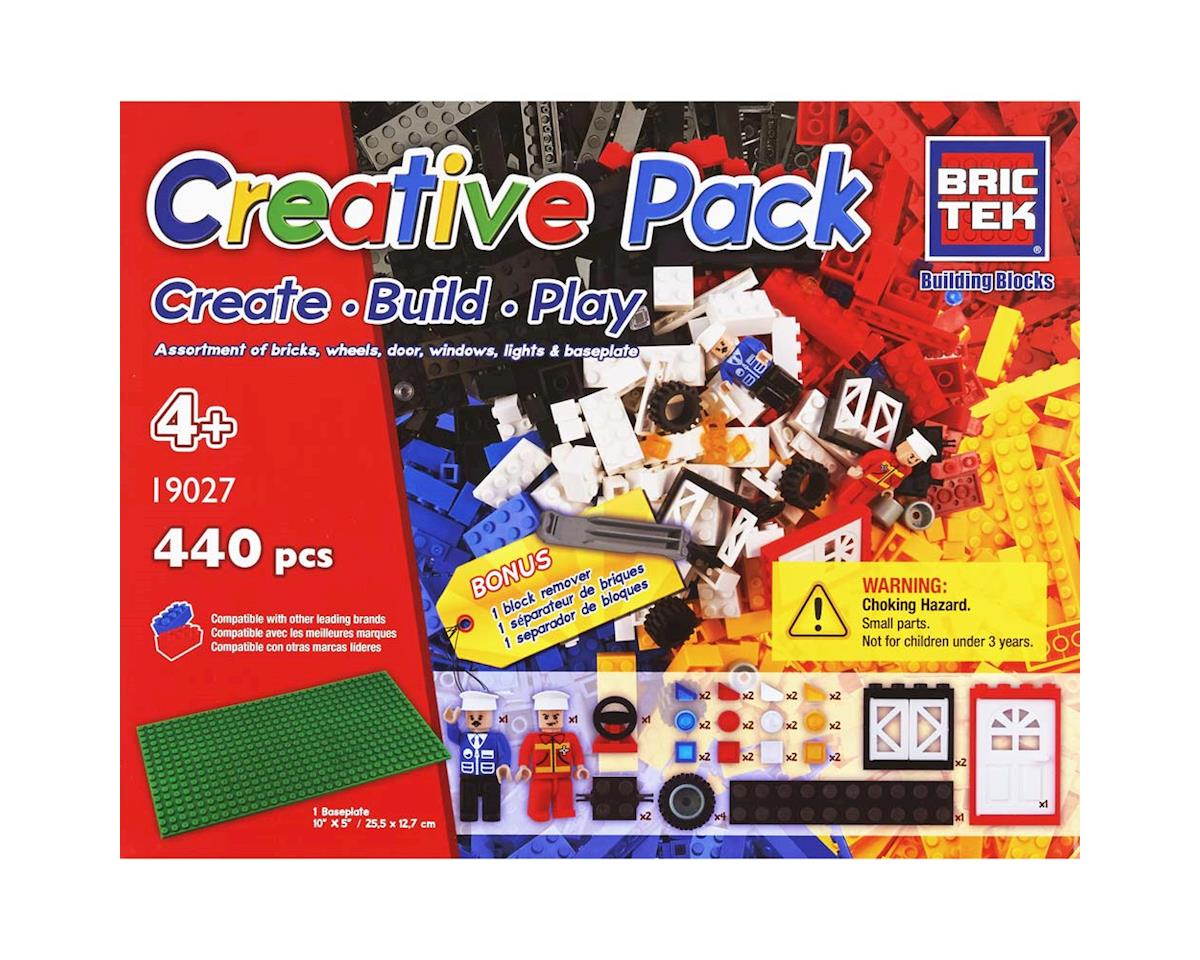 Brictek Building Blocks Creative Pack 440pcs