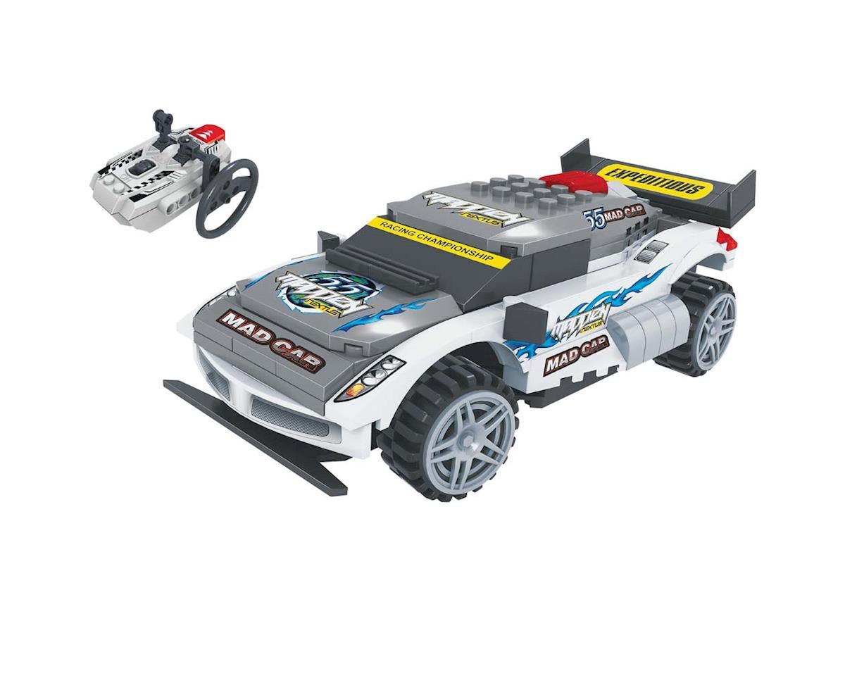 Brictek Building Blocks 20208 R/C Racing Mad-Car 210pcs