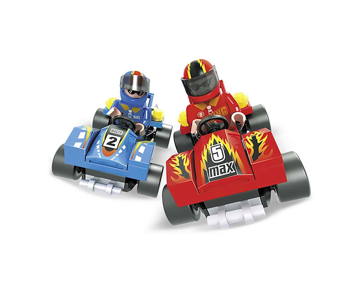 21508 Racing 2 Mini Racers 80pcs