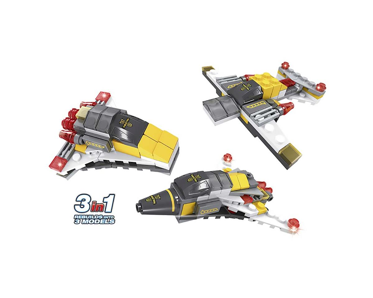 21526 Airport Mini Sonic 3in1 63pcs