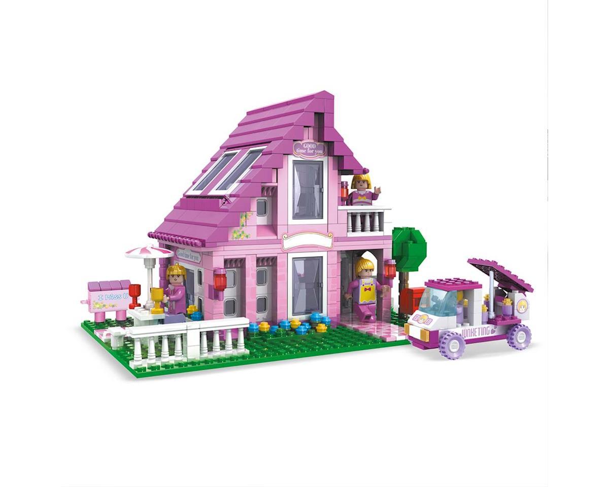22019 Imagine Suburban House 576pcs