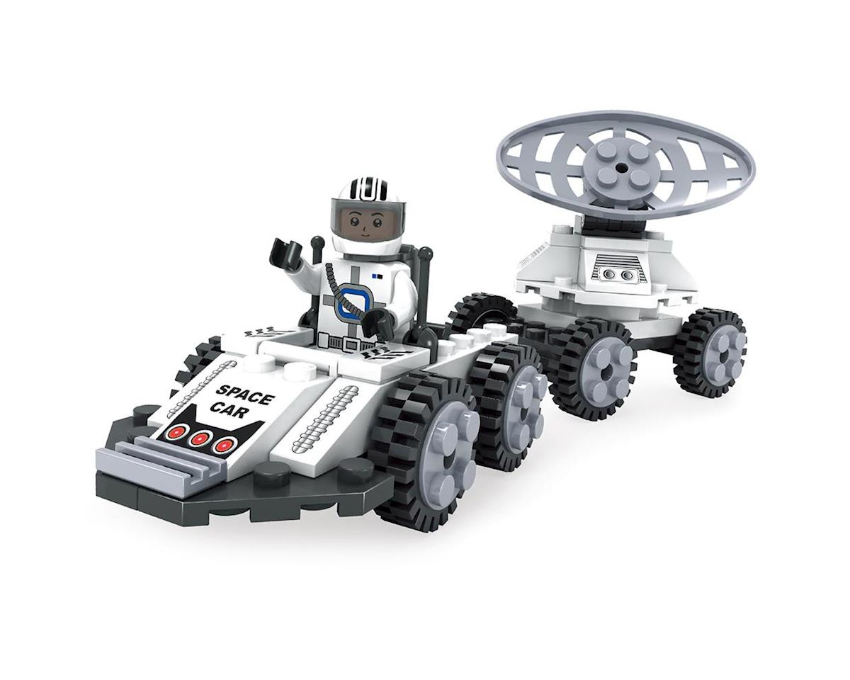 Brictek Building Blocks 27001 Lunar Mobile Radar Station 69pcs
