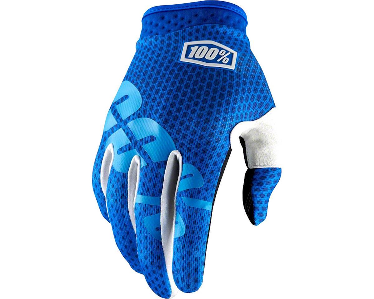 iTrack Full Finger Glove (Blue)