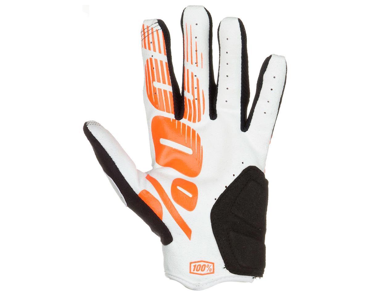 100% SIMI MTB Glove (Orange)