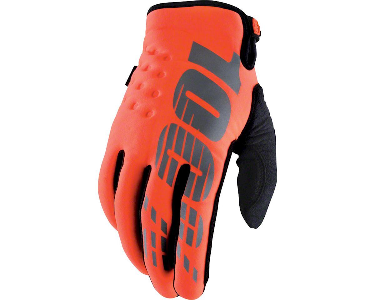 Brisker Glove (Orange)