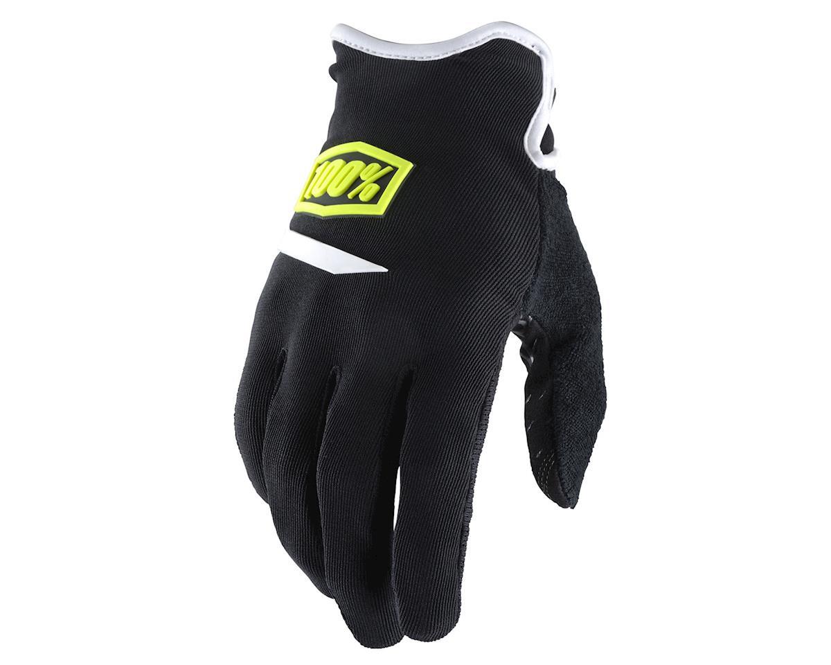100% Ridecamp MTB Glove (Black)