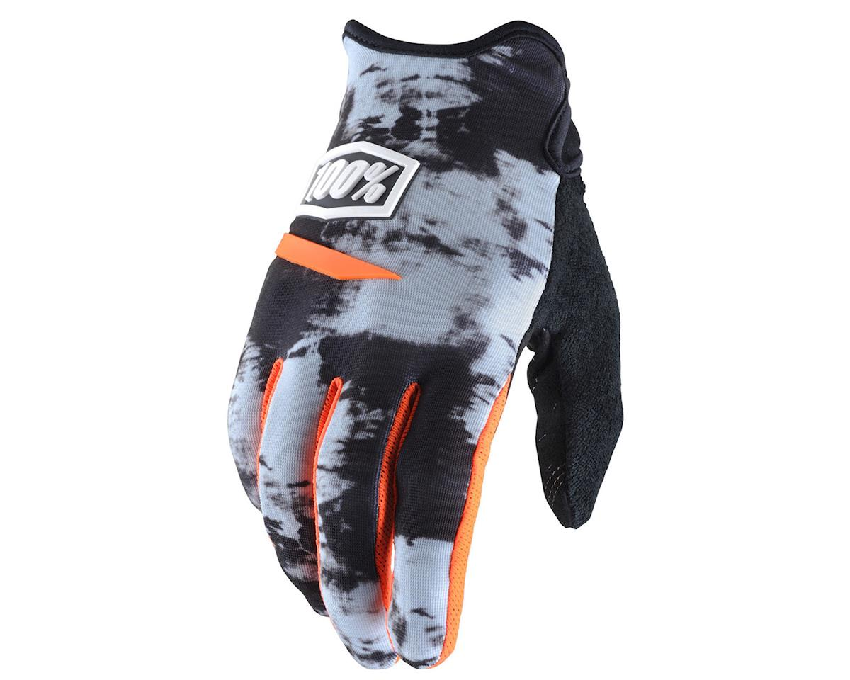 100% Ridecamp MTB Glove (Grey Tie Dye)