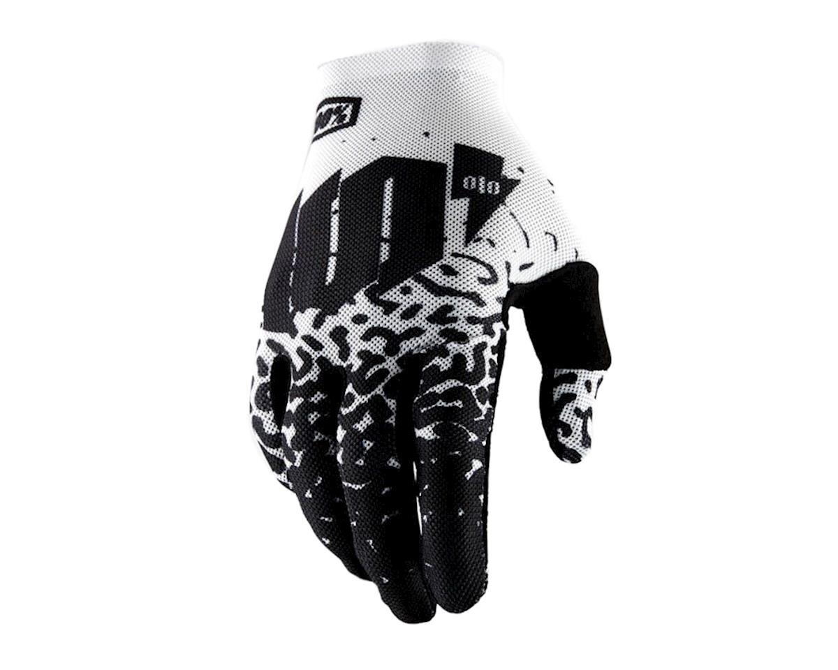 Celium II Full Finger Glove (Metal White)