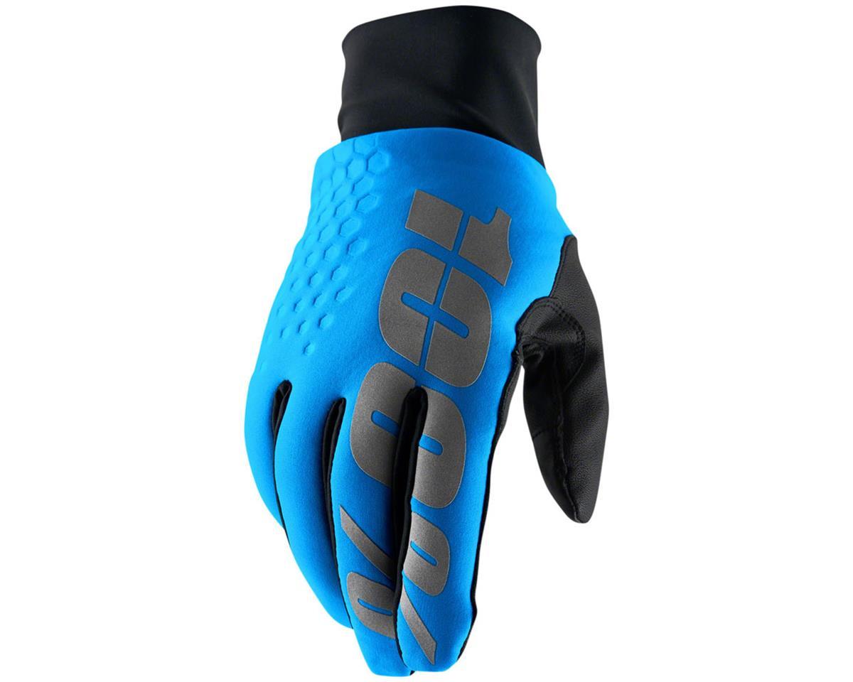 100% Hydromatic Waterproof Brisker Glove (Blue) (S)