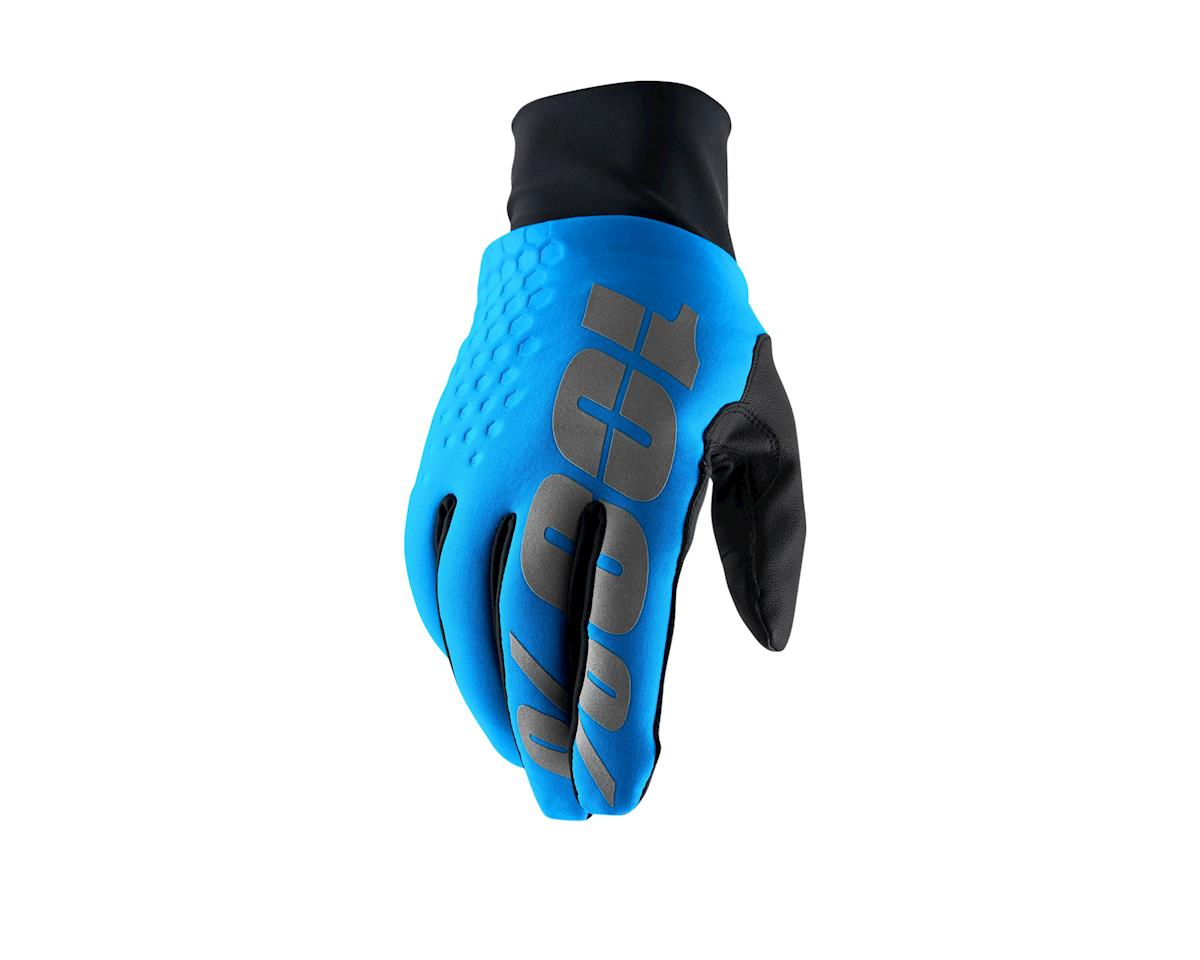 100% Hydromatic Waterproof Brisker Glove (Blue) (M)