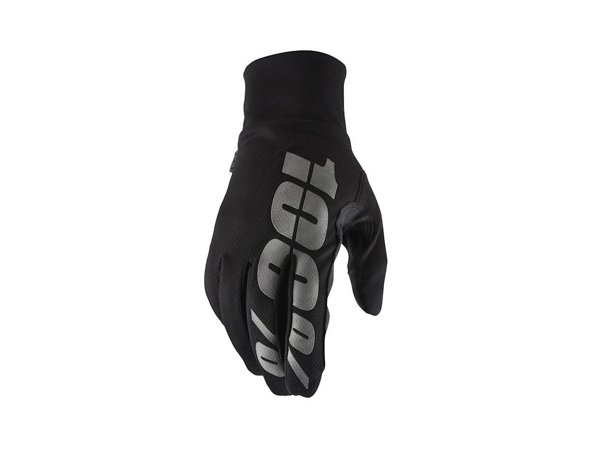 100% Hydromatic Waterproof Glove (Black) (L)