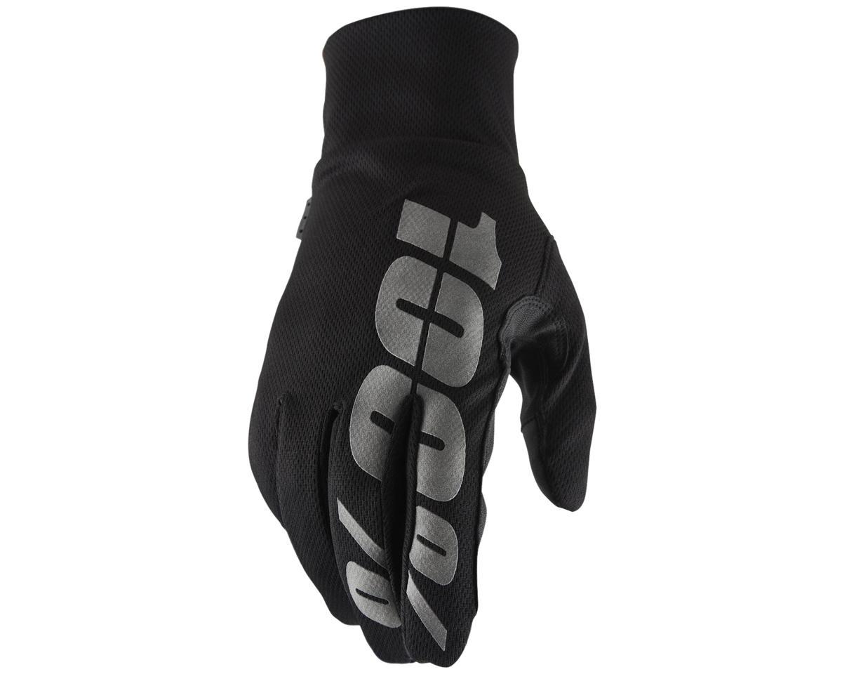 100% Hydromatic Waterproof Glove (Black) (XL)