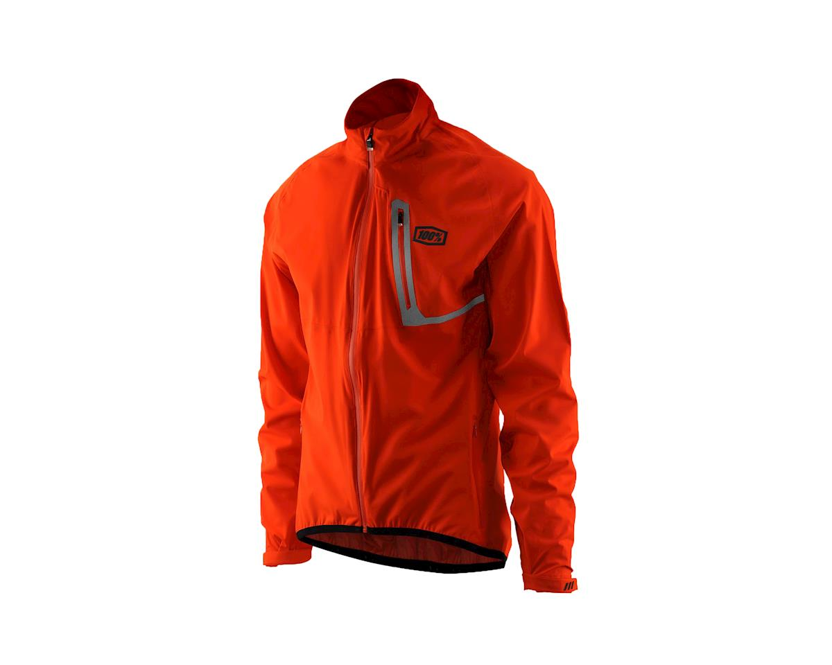 100% Hydromatic Jacket (Orange)