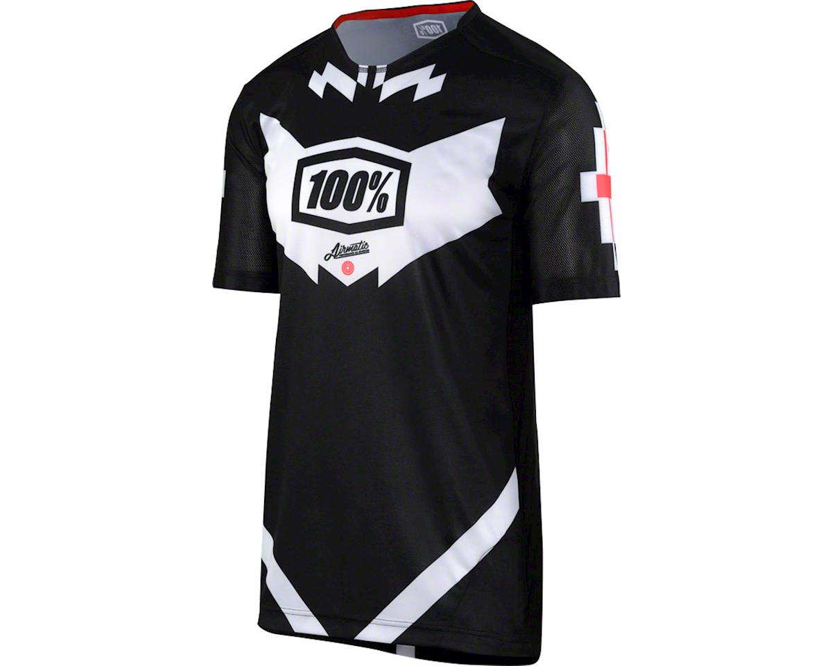 100% Airmatic Men's MTB Jersey (Jeromino Black)