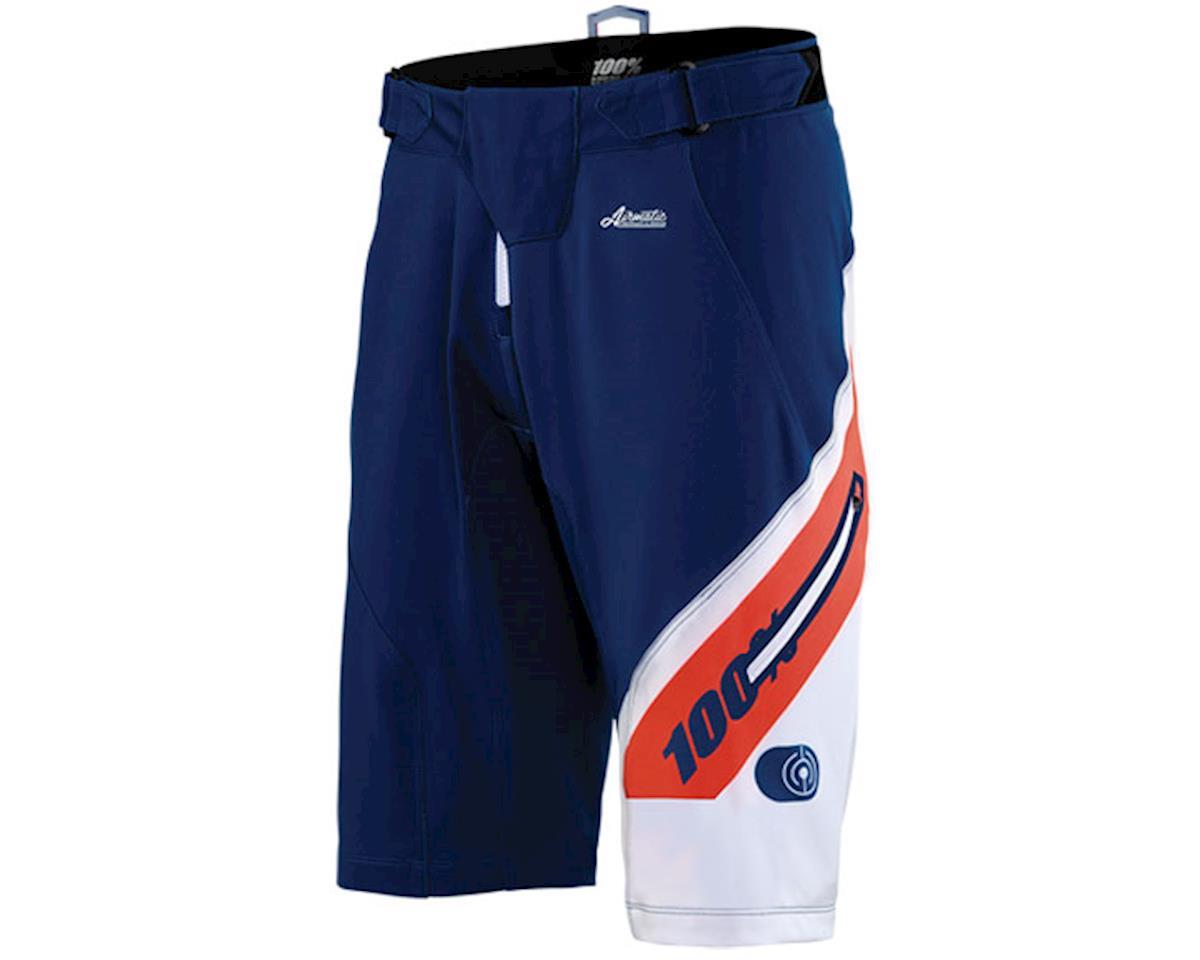 100% Airmatic Men's MTB Short: Black 38
