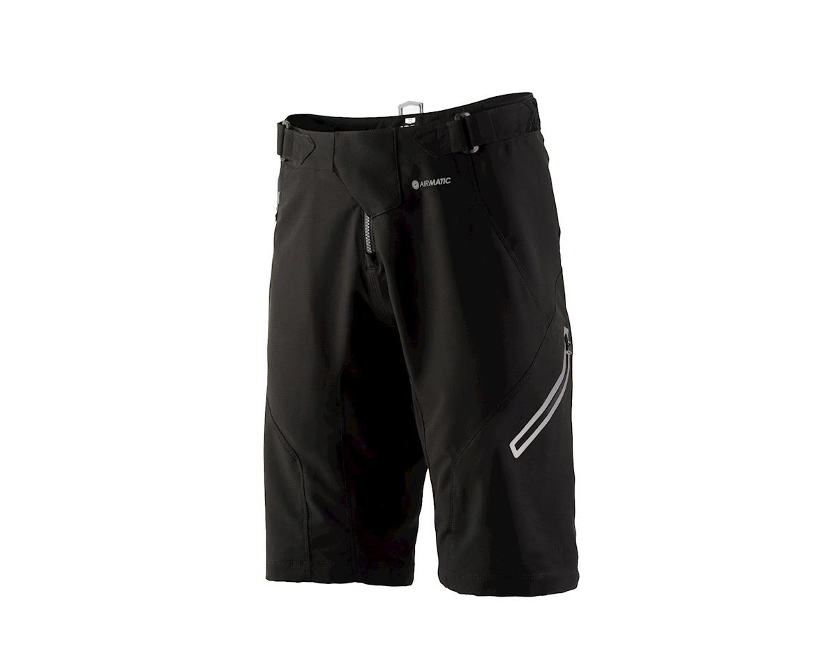 100% Airmatic Shorts no liner - Forever black  NLA