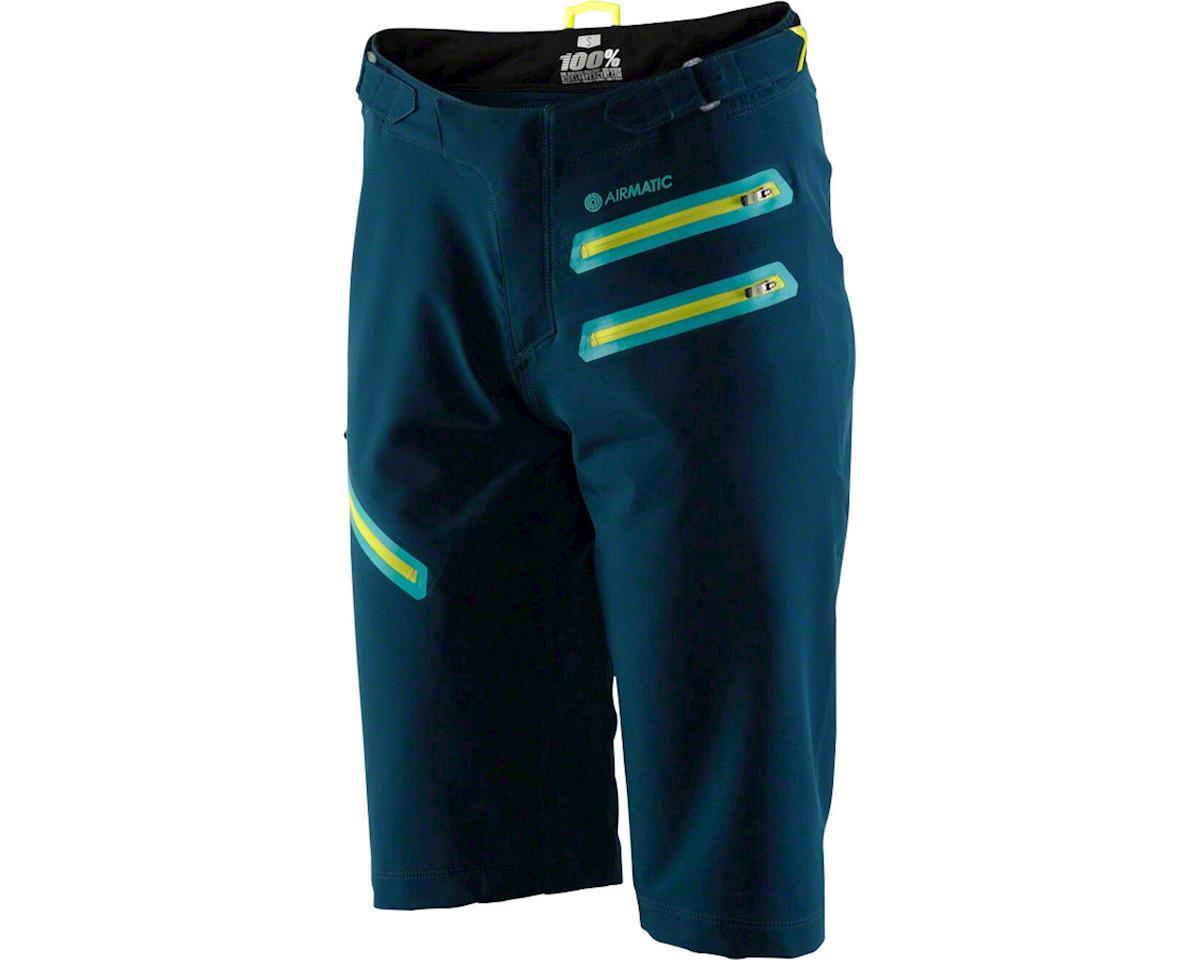 100% Airmatic Women's MTB Short (Forest Green) (XL)