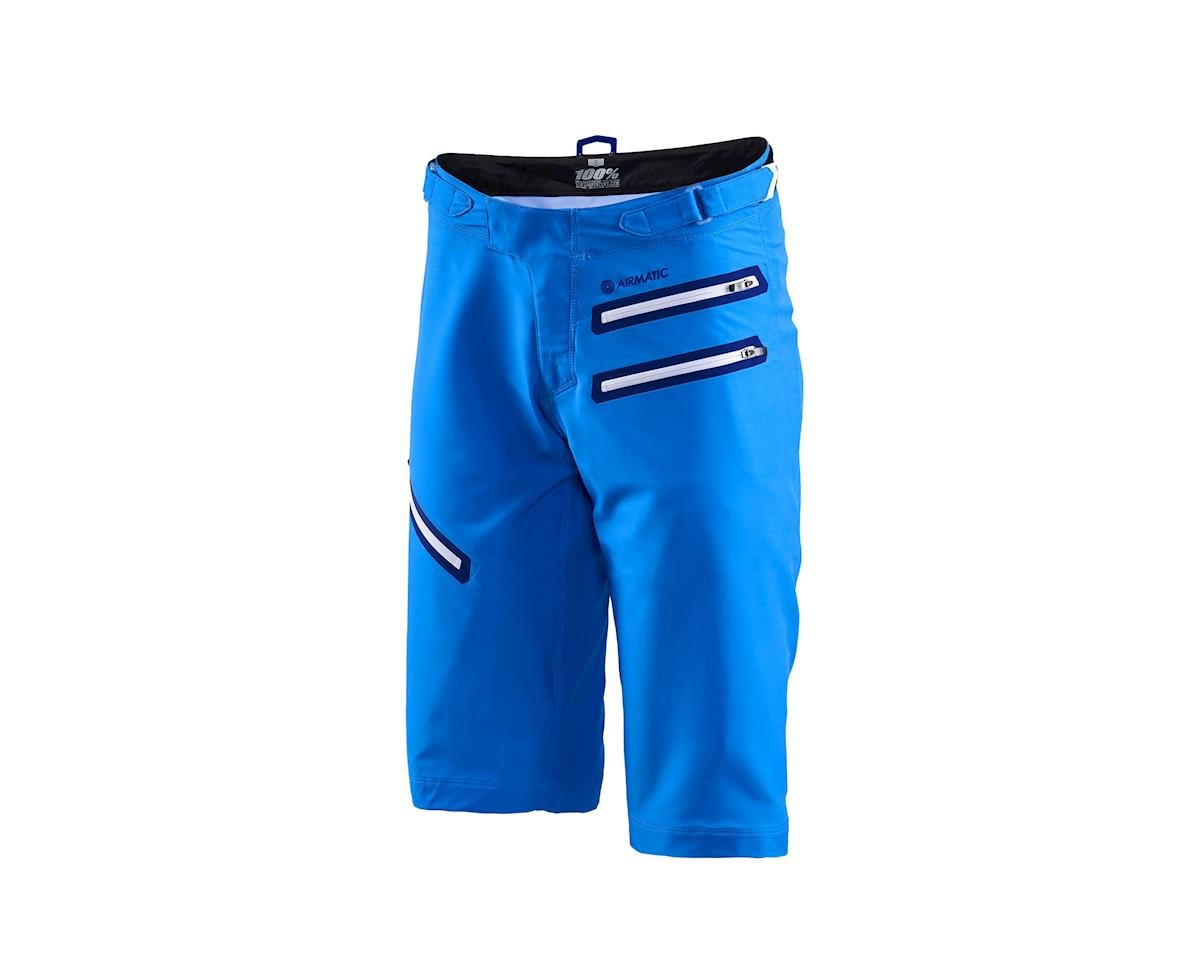 100% Airmatic Womens Shorts, M - blue