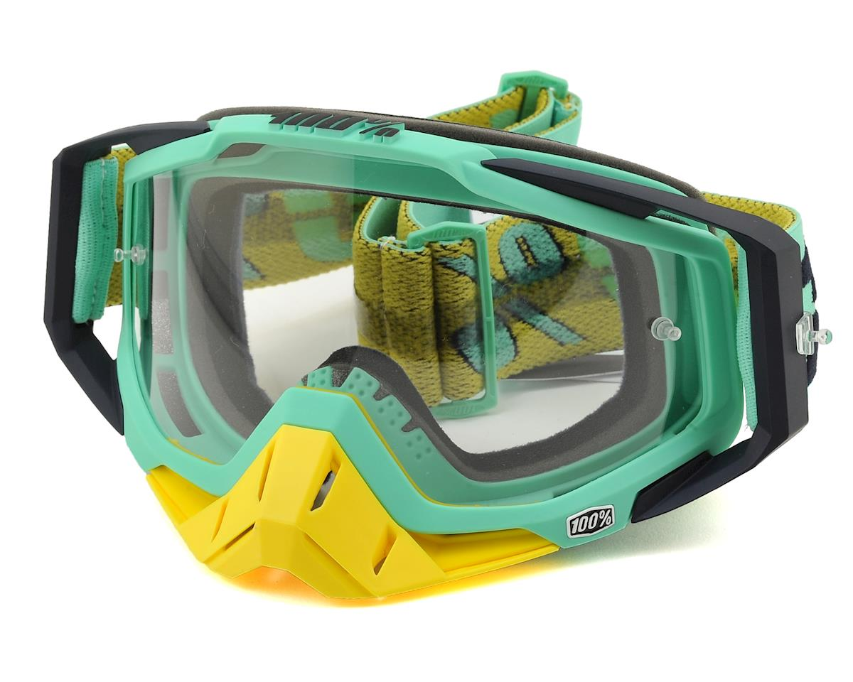 Racecraft Goggles (Kloog) (Clear Lens)