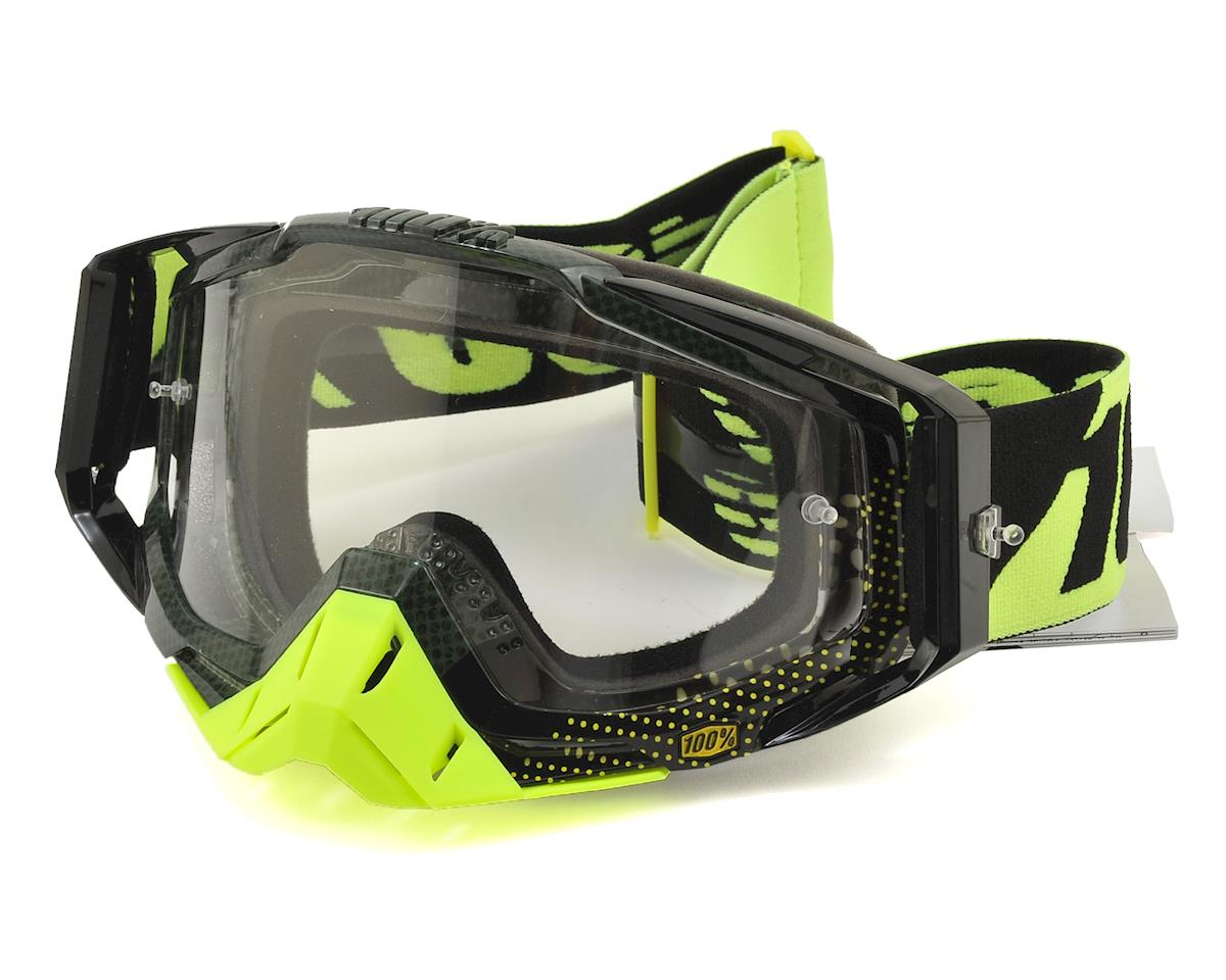 Racecraft Goggles (Cox) (Clear Lens)