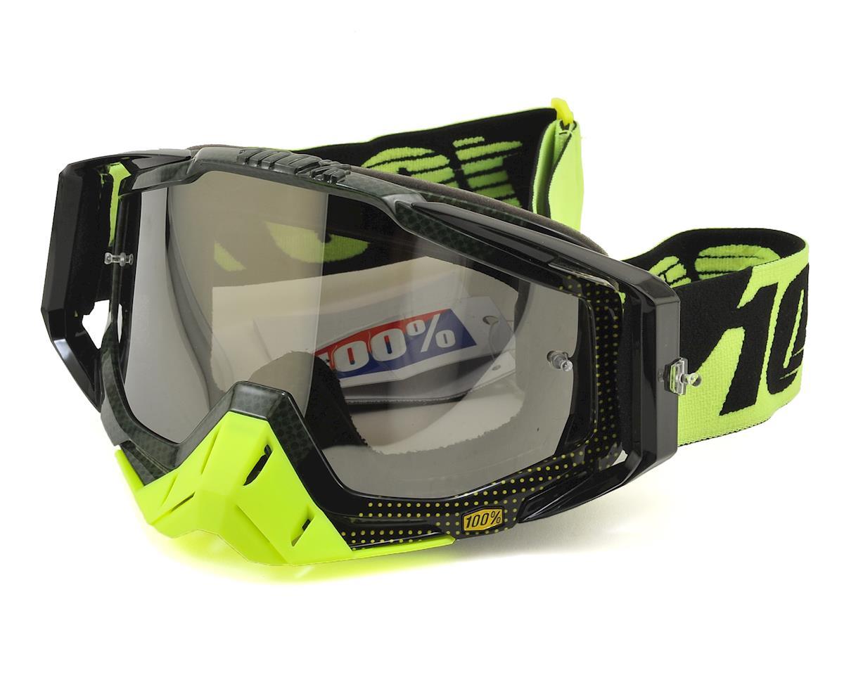 Racecraft Goggles (Cox) (Mirror Silver Lens)