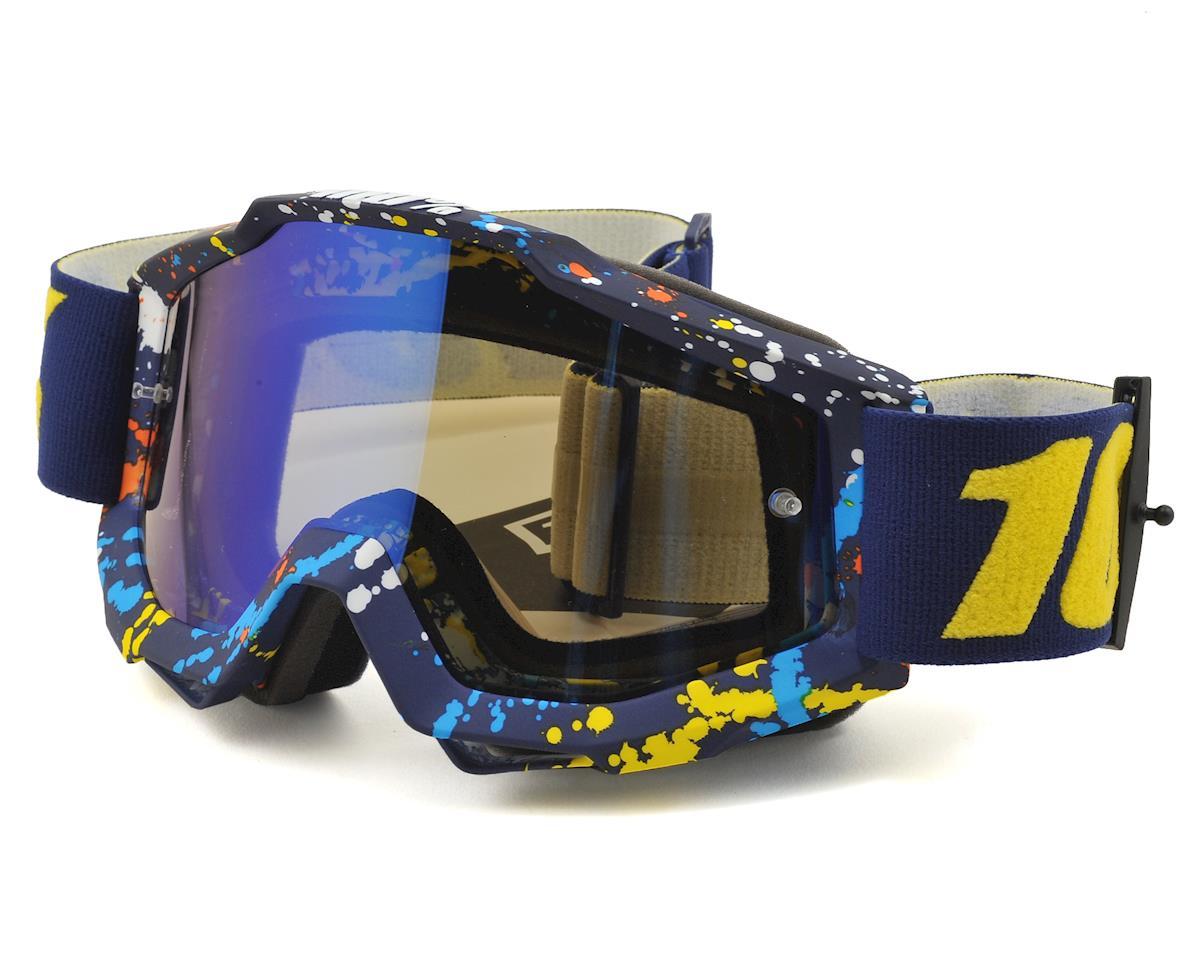 Accuri Goggles (Pollok) (Mirror Blue Lens)