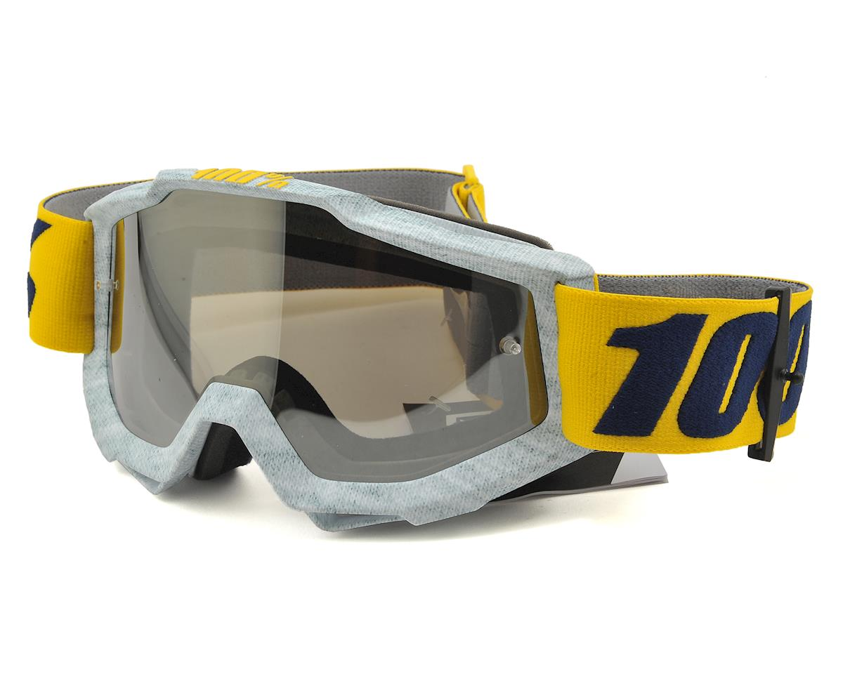 Accuri Goggles (Athleto) (Mirror Silver Lens)