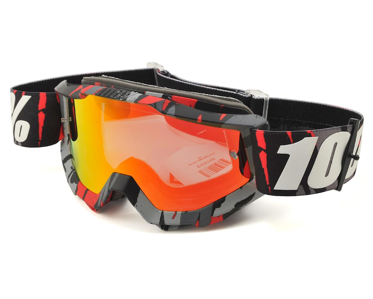 Accuri Goggles (Magemo) (Mirror Red Lens)