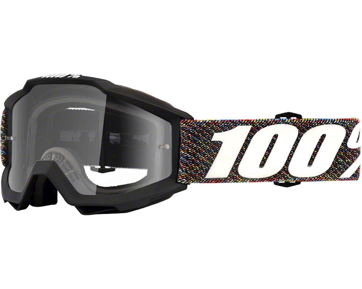 100% Accuri Youth Goggle (Krick) (Clear Lens)