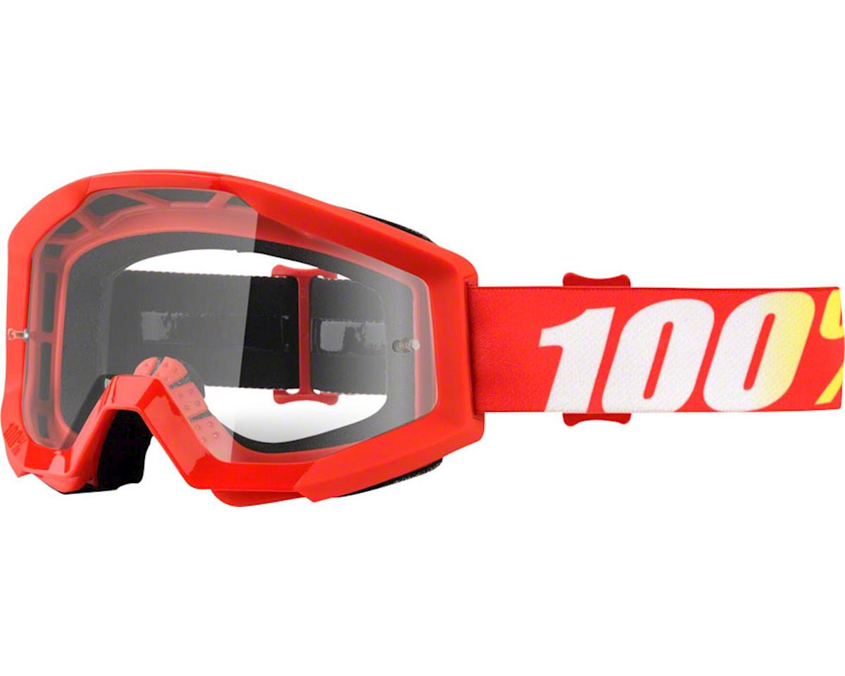 100% Strata Goggle (Furnace) (Clear Lens)