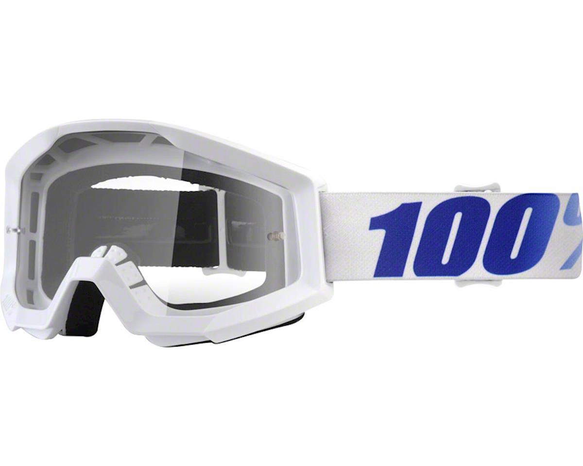100% Strata Goggle (Equinox) (Clear Lens)