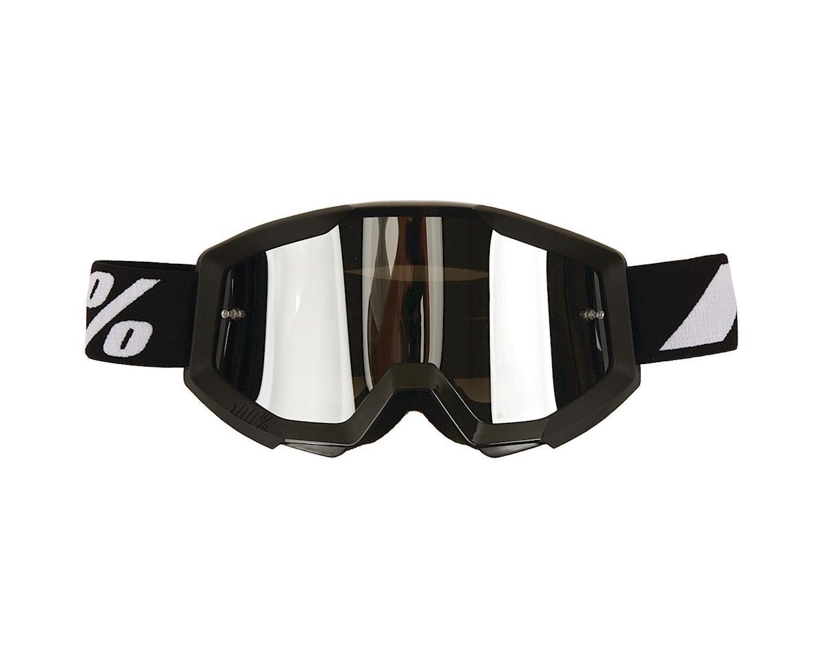 100% Strata Goggle (Goliath) (Mirror Silver Lens)